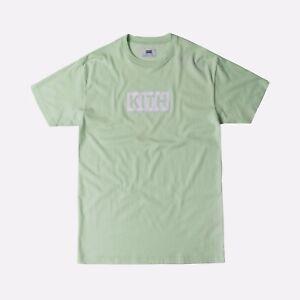 kith treats - tee shirt - size small - light green color - brand new
