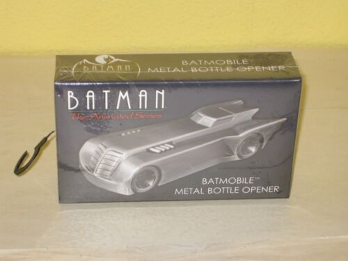 Metal Bottle Opener DIAMOND SELECT Sealed MAGNETIC Animated BATMAN BATMOBILE
