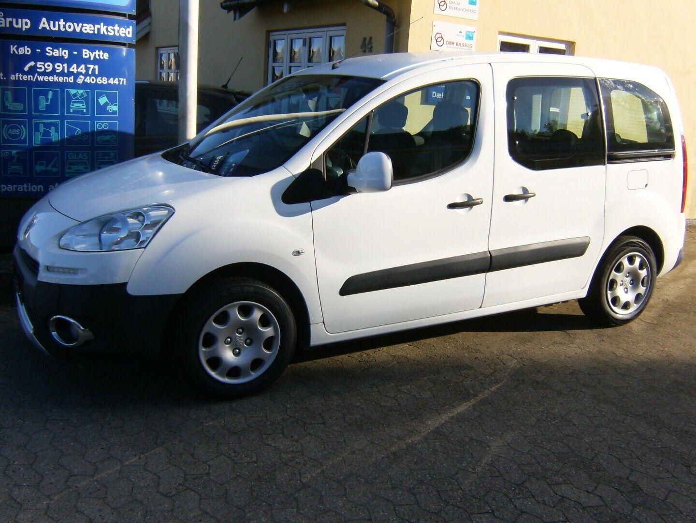 Peugeot Partner Tepee 1,6 VTi 98 Active 5d