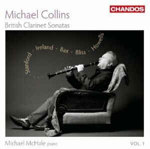 Michael-Collins-British-Clarinet-Sonatas-Vol-1-Chandos-CHAN-10704-CD