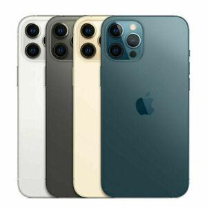 Apple iPhone 12 PRO MAX 128 Blau Schwarz Silber Gold WOW OHNE VERTRAG