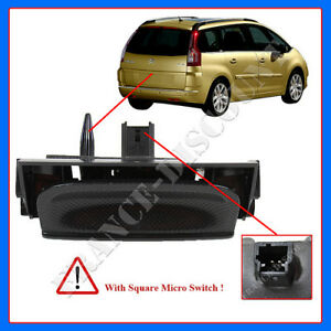 on feet shots of innovative design detailed look Details about Tailgate Boot Handle For Citroen C4 Picasso 8726V7