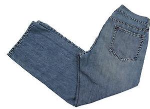 5 en Crew blanchi délavé moyen 32x28 coton denim J de Moustaches Jeans qtwxf