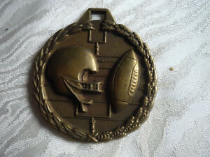 Medaille - American Football