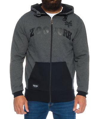 Zoo York Apollo FZ Hoody Herren Kapuzen Jacke Pullover Sweatshirt Sweatjacke | eBay