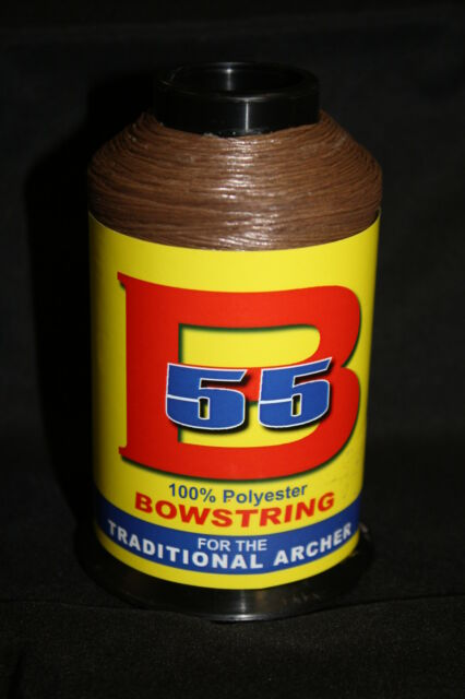 Tan 1/4lb BCY B55 Dacron Bowstring Material Bow String Recurve Crossbow