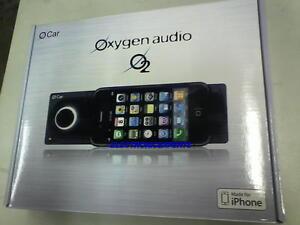 Oxygen-Audio-O-Car-iPhone-3G-3GS-amp-4-Integrated-Head-Unit-O2-OCAR-w-Bluetooth