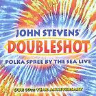 Polka Spree by the Sea Live by John Stevens' Doubleshot (Accordian) (CD, Jun-2005, Wizzears Studio Productions)