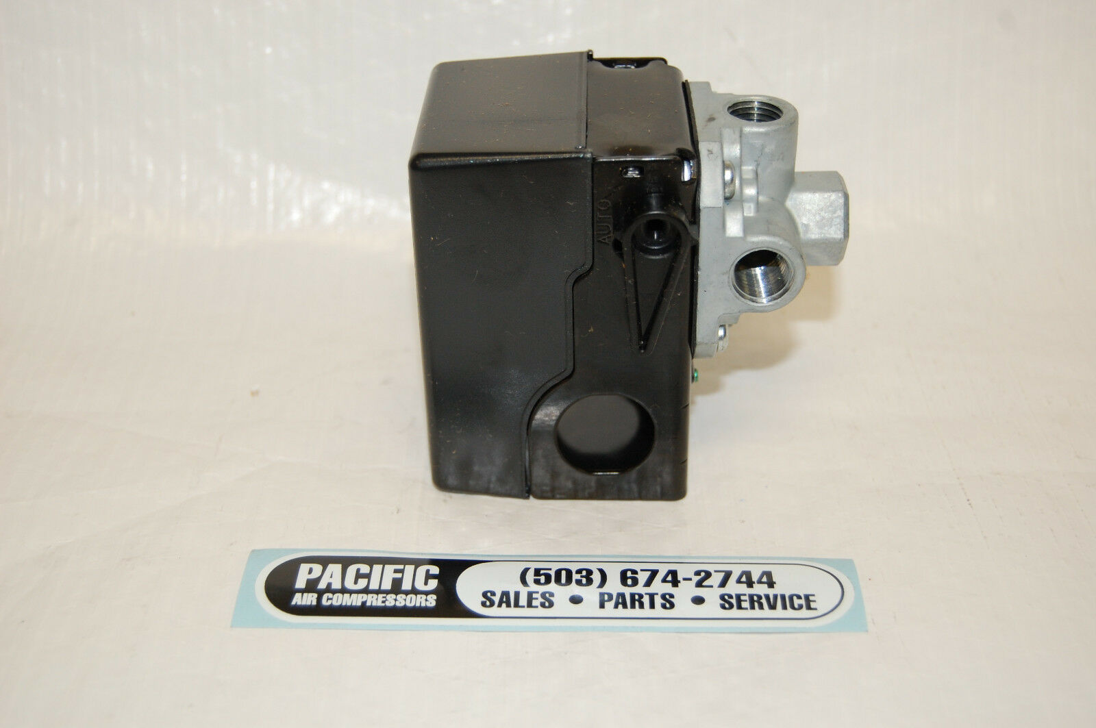 Ingersoll Rand 2475 Pressure Switch 145-175 PSI With Unloader and on off  Lever | eBay