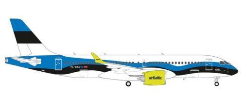 "Neu Herpa 570657-1//200 airBaltic Airbus A220-300 /""Estonia/"""