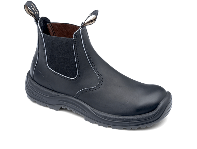 2fc3b0fa87f Blundstone Work & Safety 490 / 491(Soft Toe, Oil/Acid, Heat, & Slip Resist,  EH)