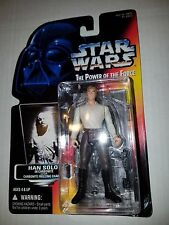 STAR WARS POTF: HAN SOLO in CARBONITE on RED CARD