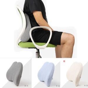 Cushion For Car Office Chair Backrest