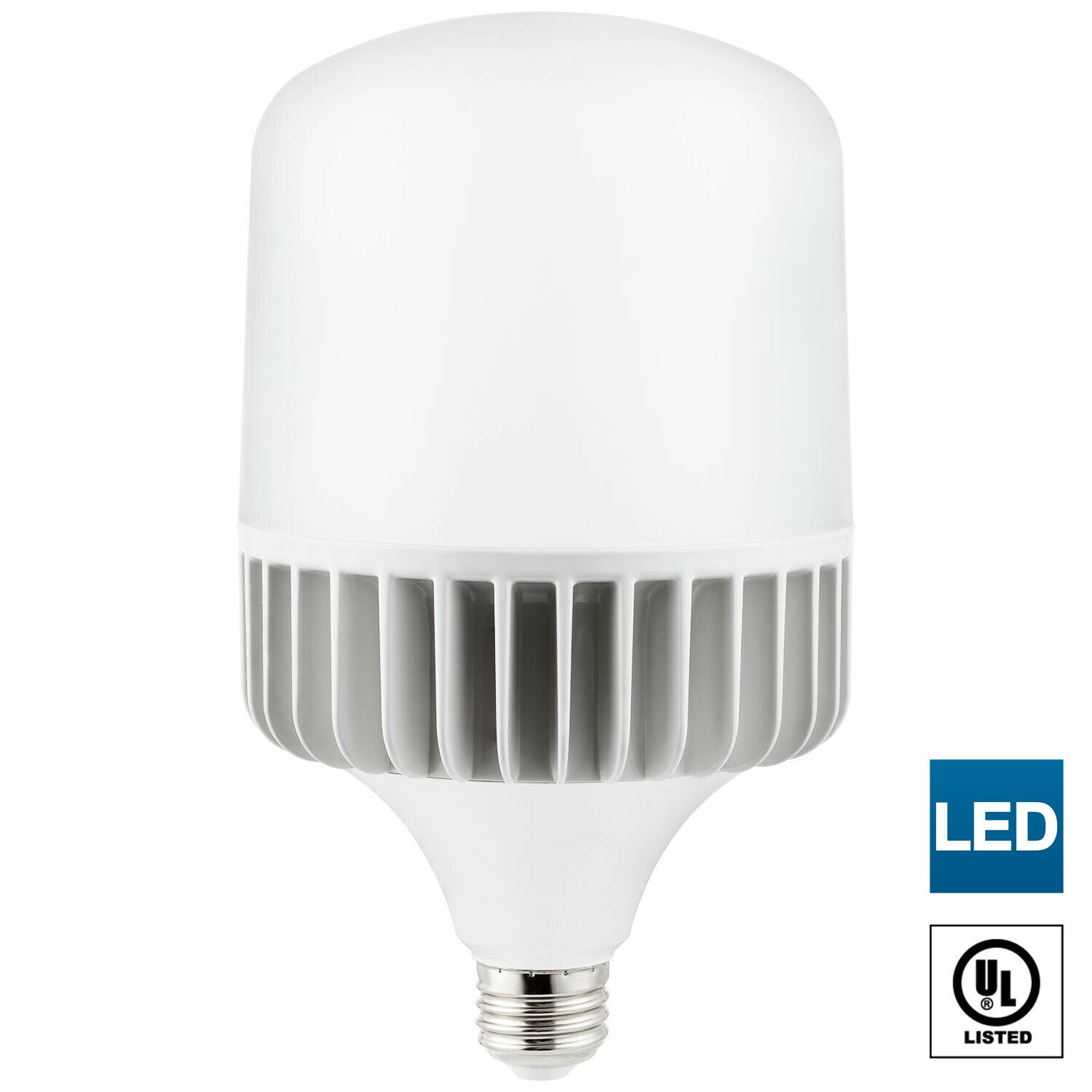 Sunlite LED T42 Bullet Bulb, E26 Medium Base, 70 Watt,  50K - Super White