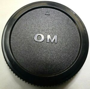 For-OM-Rear-Lens-Cap-Olympus-manual-focus-lenses-1-2-4-Free-Shipping-USA