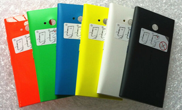 Replacement Housing Battery Back Cover+Side Buttons For Nokia Lumia 730 735