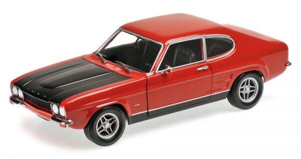 Ford Capri Rs 2600  Rosso/Nero  1970  LHD