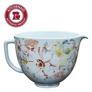 KitchenAid-5-Quart-White-Gardenia-Ceramic-Bowl-KSM2CB5PWG