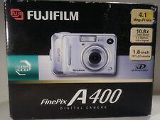 fujifilm finepix a400 digital camera ebay rh ebay com Fujifilm FinePix Z Manual Fujifilm FinePix S9900w Manual