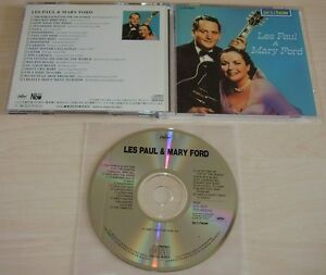 LES-PAUL-amp-MARY-FORD-Best-Now-CD-1989-Japan-Mono-20trk