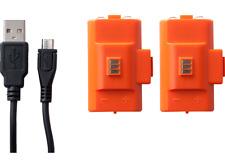 Artikelbild POWER A Xbox One Play and Charge Kit Zubehör für Xbox One Orange/Schwarz