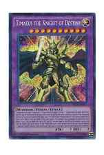 YuGiOh Card - Timaeus the Knight of Destiny DRL2-EN001 1st Ed. Secret Rare