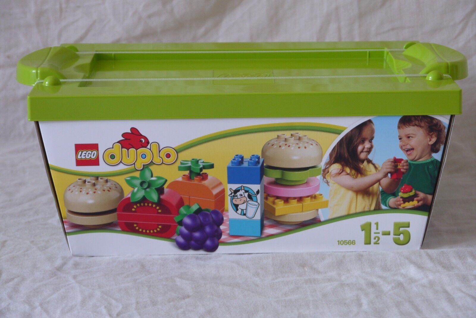 3 x Lego 10566 Duplo CREATIVE PICNIC - New