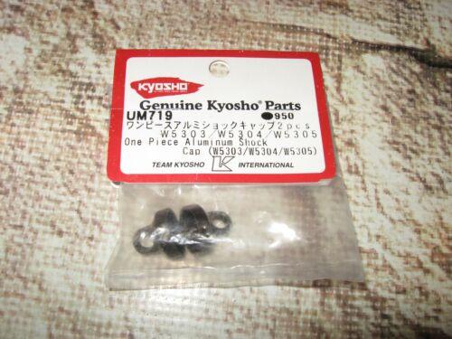 2 UM719 Vintage RC Kyosho Hard Shock Caps
