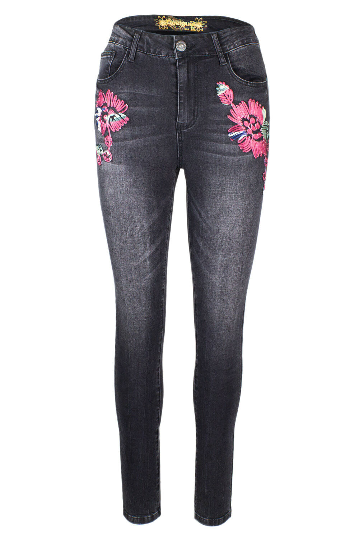 Desigual Jeans woman Denim Atenas 19SWDD23