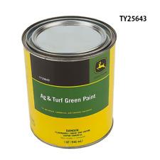 John Deere Green Paint Quart Can Ty25643