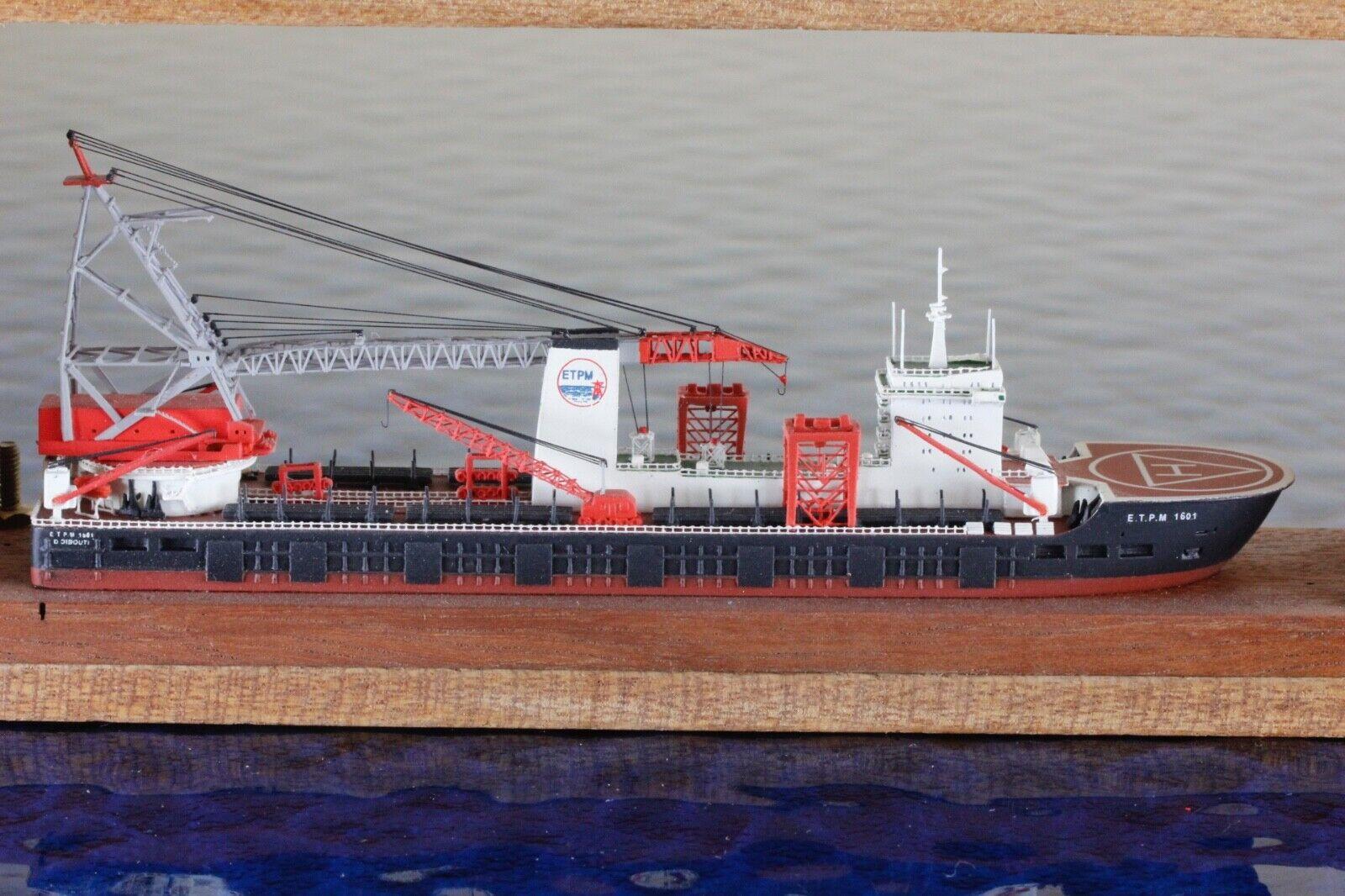 E.t.p.m 1601 fabricants Carat 64,1 1250 vaisseau Modèle