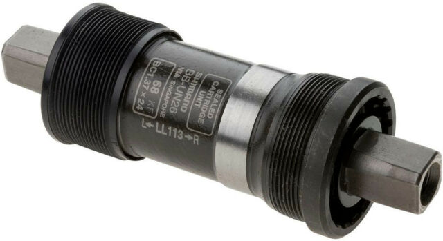 Shimano BB-UN26 68x113mm Bottom Bracket