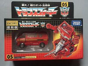 Transformers Encore Hasbro Cod 05 Nouveau