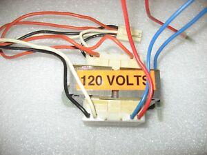 141403 ADC TRANSFORMER 120/240 TO 24V 0.4A STANCOR 141403 TESTED OK