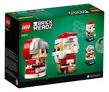 Lego Mr  & Mrs  Claus Set (40274)