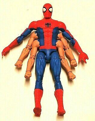 MARVEL Legends Spider-man 6 Braço Baf Kingpin Solto Completo