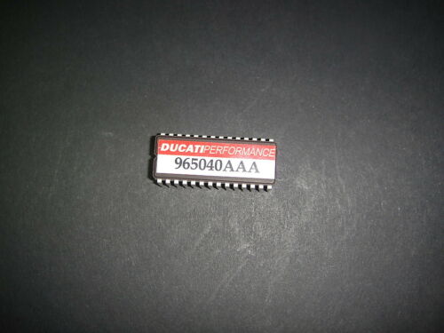 DUCATI 916 Biposto complete assembly Eprom Chip Ø 52 965040AAA IAW 16M 08054//21