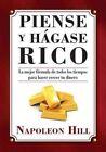 Piense y Hagase Rico by Napoleon Hill (Paperback / softback, 2012)