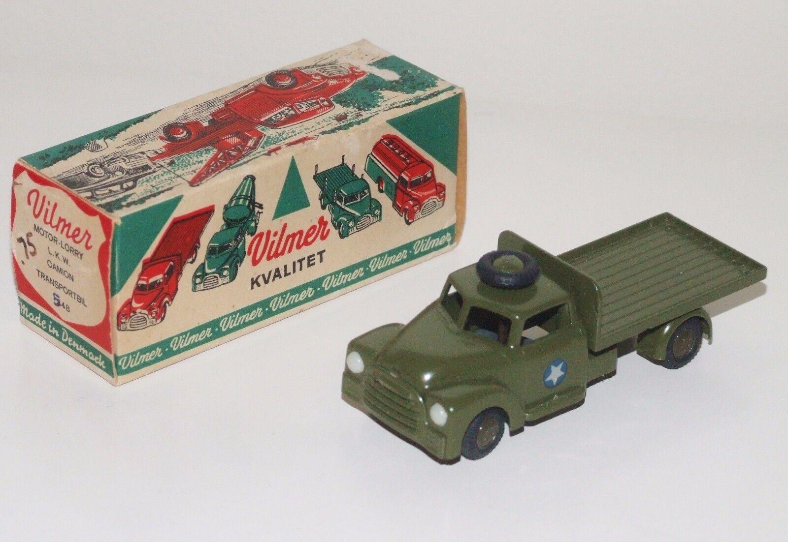 Vilmer 548 militar camión de transporte camión
