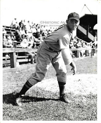 1935 Boston Red Sox JACK WILSON Glossy 8x10 Photo Print Baseball Print