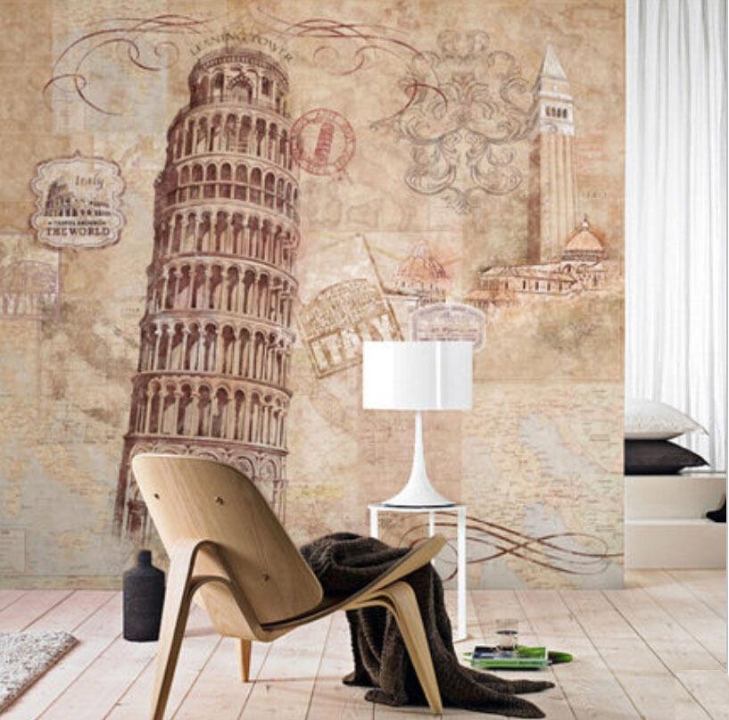 3D Der eiffelturm 9339 Fototapeten Wandbild Fototapete BildTapete Familie