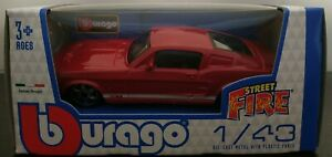1-43-FORD-MUSTANG-GT-1964-CLASICO-COCHE-METAL-ESCALA-COLECCION-DIE-CAST