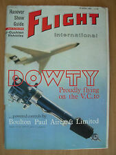 FLIGHT INTERNATIONAL APRIL 23rd 1964 HANOVER SHOW GUIDE SPECIAL FEATURE