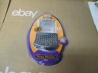 Seiko Thumboard Stay Mobile Tb5500 & Case For Palm M505 M515 Nip Free Shipping