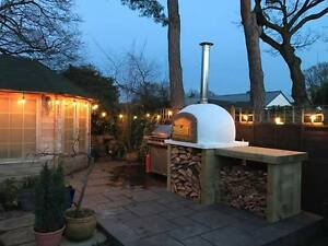 wood fired brick pizza oven 1m uk manufacturers amigo ovens ltd ebay