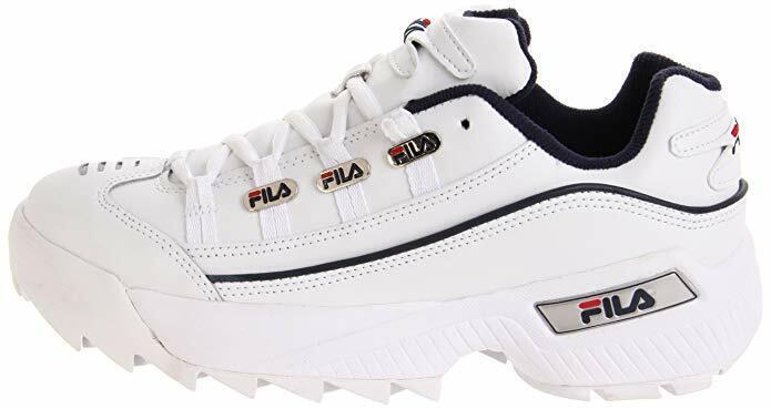 9803bd29e Fila Men s Hometown Extra Sneaker SNFW02751-111 White Peacoat Vintage Red  New