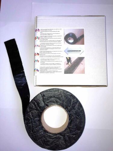 Asphalt Asphalt Gelenk Reparatur-Klebeband 50 mm breit x 10 m lang Auffahrt Road
