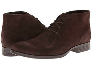 cole haan mens copley chukka lace up business casual ankle