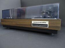 Marantz Model 6200 Plattenspieler, turntable, top,  vintage