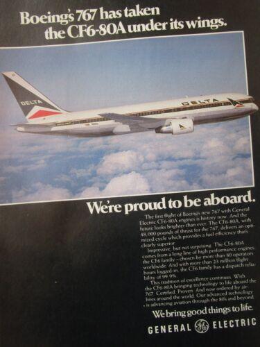 12//1982 PUB AIRBUS A300 AIRLINER AIR JAMAICA JAMAIQUE ORIGINAL AD